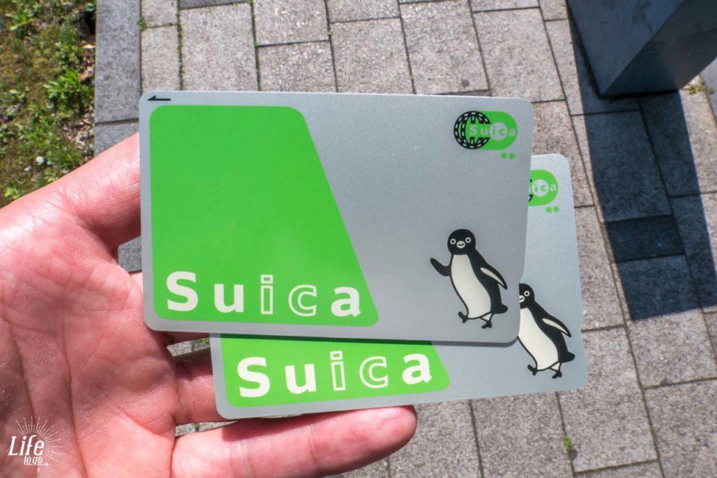 Suica Cards