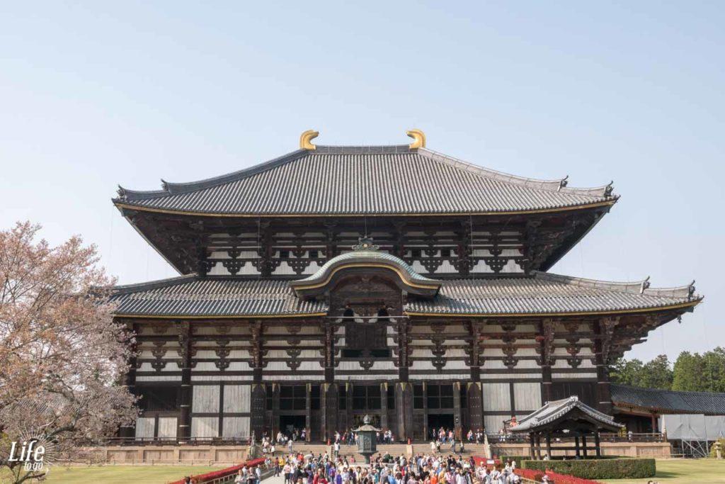 Todai ji Tempel Nara