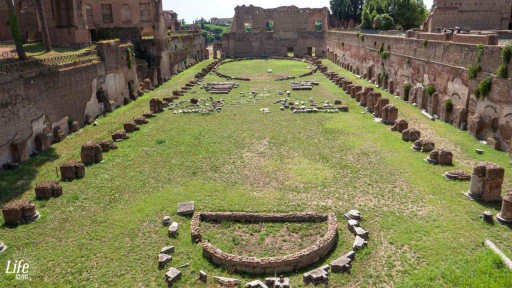 Das Palatinische Stadion