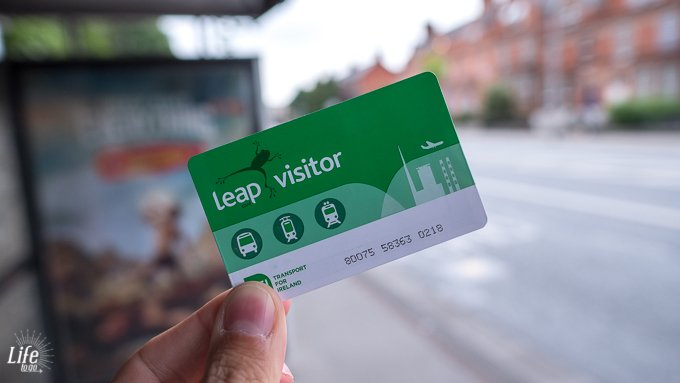 Leap Card in Dublin