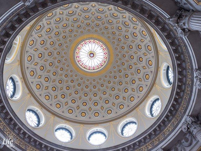 Dublin City Hall Kuppel
