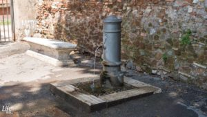 Trinkbrunnen in Rom