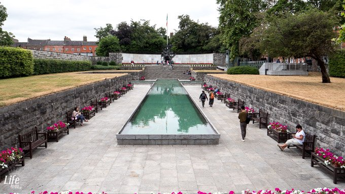 Garden of Remembrance Dublin