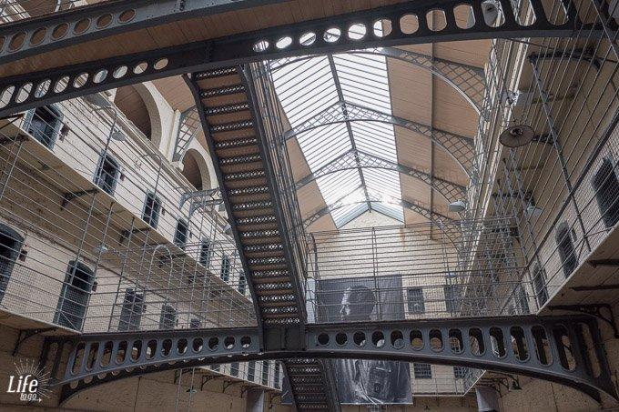 Kilmainham Gaol Gefängnis Innenhof Dublin