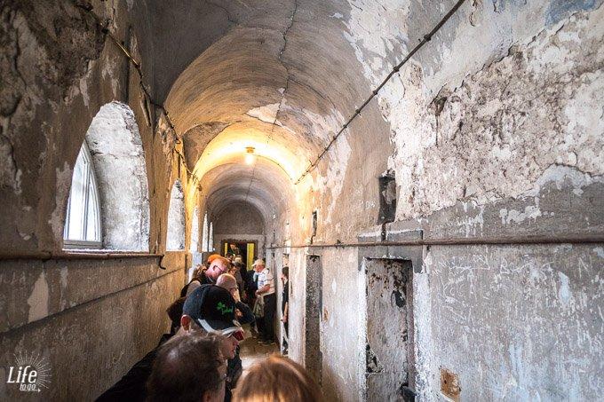 Kilmainham Gaol Gefängnis Zellen
