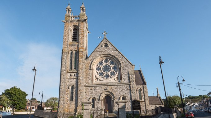 Kirche in Howth