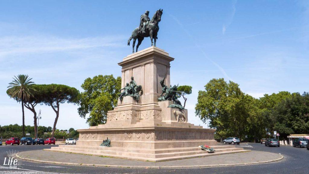 Piazzale Giuseppe Garibaldi