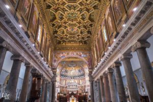 Santa Maria Travestere Rom