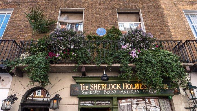 Sherlock Holmes Haus London