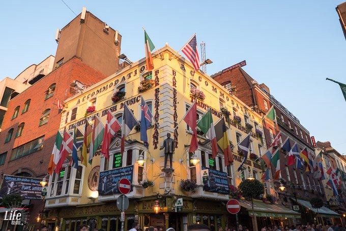 Die TOP 70 Dublin Sehenswürdigkeiten + Dublin Reiseführer