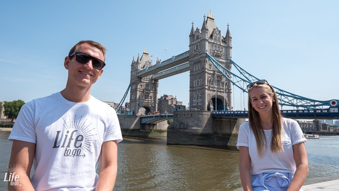 Tower Bridge London Themse
