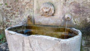 Trinkbrunnen Rom