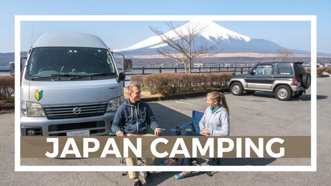 Japan Camper Rundreise Tipps und Infos
