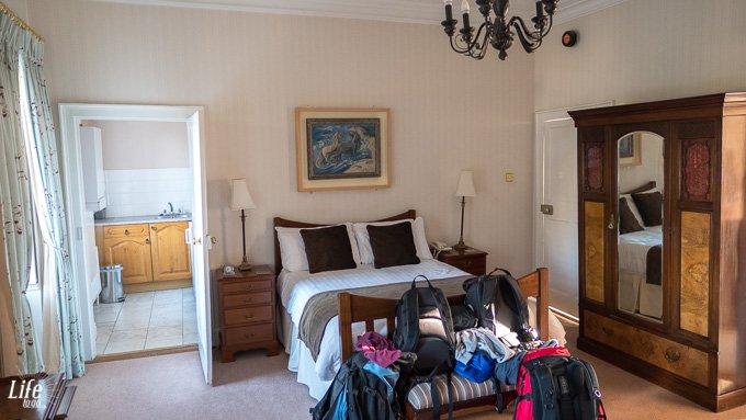 Trinity College Zimmer