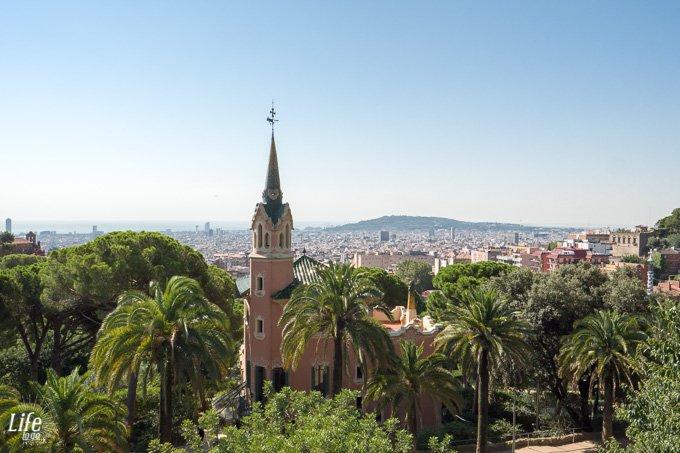 Haus Antoni Gaudi Park Güell