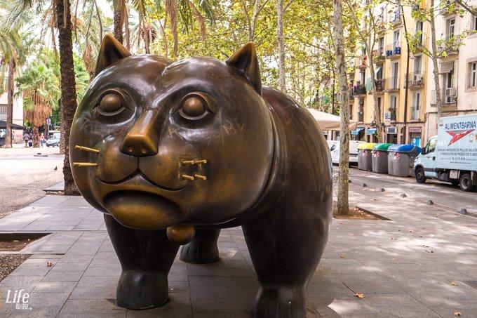 El Gato del Raval Barcelona