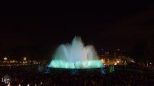 Barcelona Font Magica Show