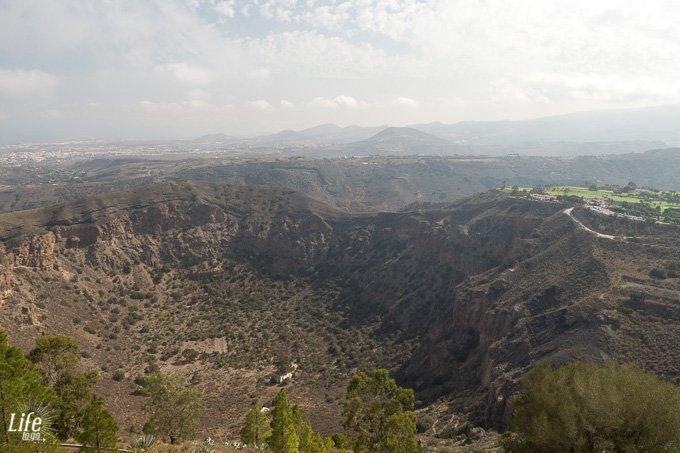 Pico de Bandama Krater