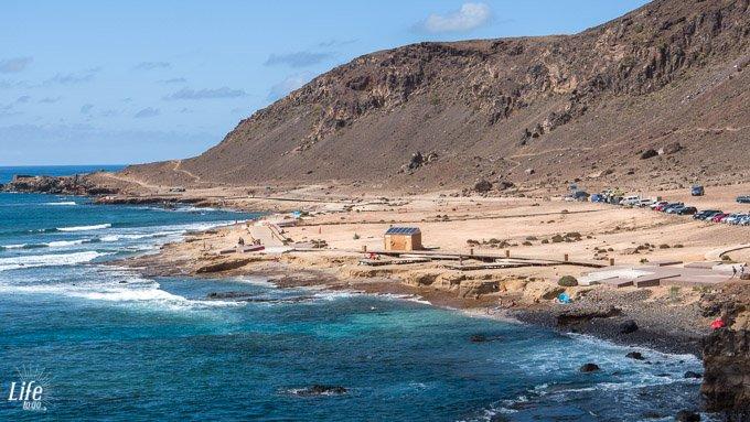 Playa de El Confital Gran Canaria