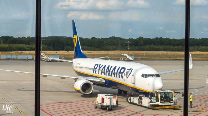 Köln Barcelona Ryanair