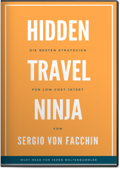 Hidden Travel Ninja eBook