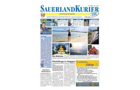 Life to go Bericht im Sauerland Kurier - 1