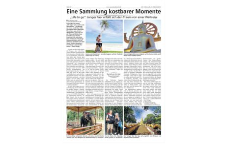 Life to go Bericht im Sauerland Kurier - 2