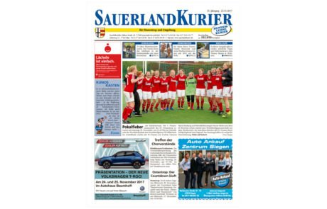 Life to go Bericht im Sauerland Kurier - 3