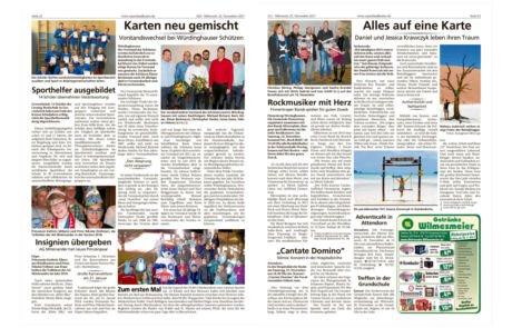 Life to go Bericht im Sauerland Kurier - 4