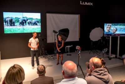 Life to go Vortrag Panasonic Lumix Photokina