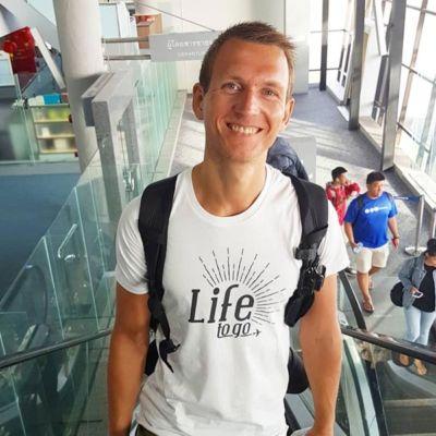 LIFE TO GO T-Shirt 1