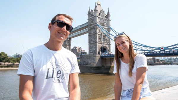 Life to go T-Shirt London