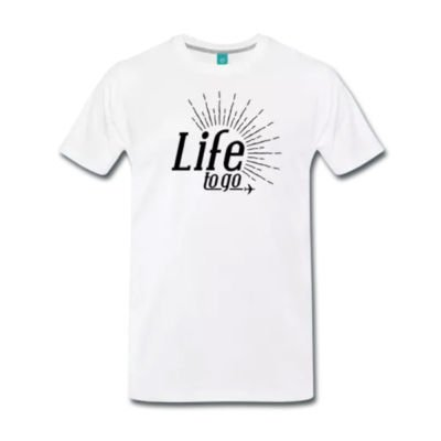 Life to go Logo T-Shirt