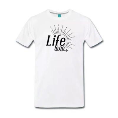 Life to go Logo T-Shirt