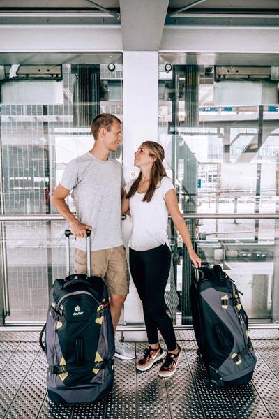 Life to go am Flughafen in Köln