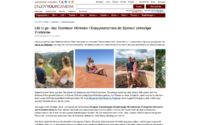 Onlinemedien Bericht über Life to go auf EnyjoyYourCamera.com