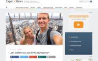 Onlinemedien Bericht über Life to go auf Expat-News.com