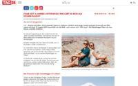 Onlinemedien Bericht über Life to go auf Tag24.de