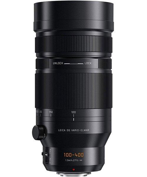 Panasonic Leica 100-400mm F4.0-6.3 Telezoomobjektiv