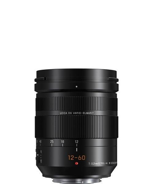 Panasonic Leica 12-60mm F2.8-4.0 Allround Zoomobjektiv