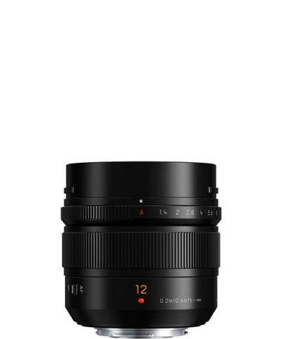 Panasonic Leica 12mm F1.4 lichtstarkes Weitwinkelobjektiv