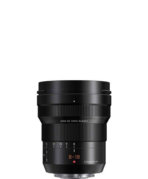 Panasonic Leica 8-18mm F2.8-4.0 Ultra Weitwinkelobjektiv