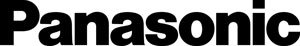 Panasonic Logo Schwarz