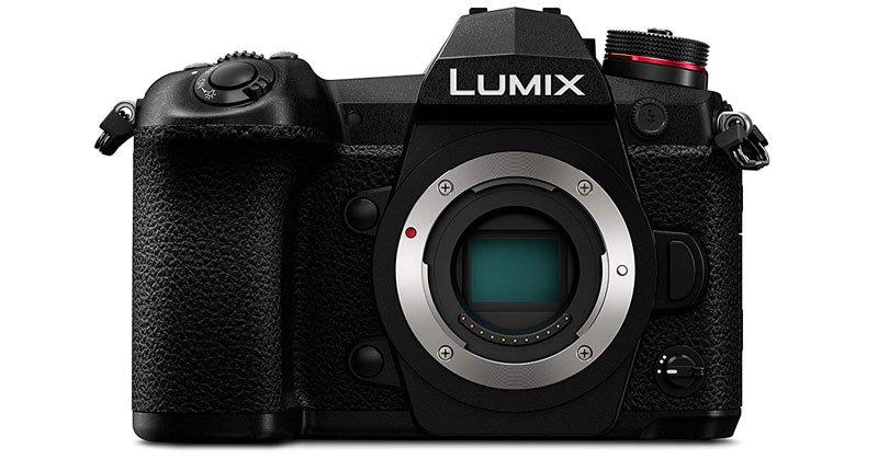 Panasonic Lumix G9 Kamerabody
