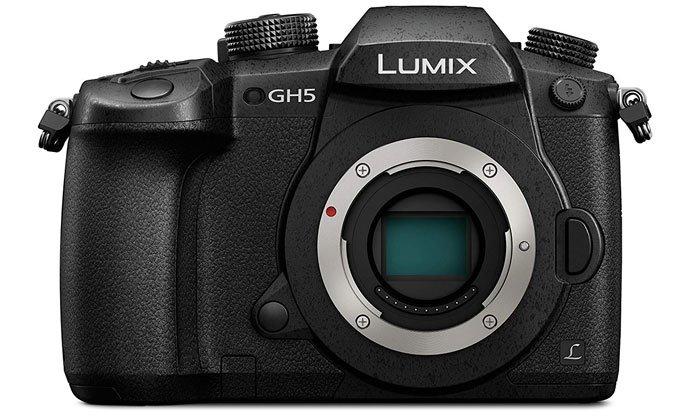 Panasonic Lumix GH5 Kamera Body