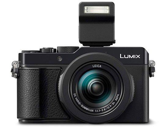 Panasonic Lumix LX100 II Kompaktkamera