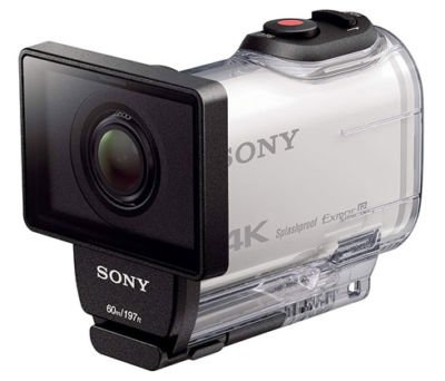 Sony FDR-X1000V Action- und Unterwasserkamera