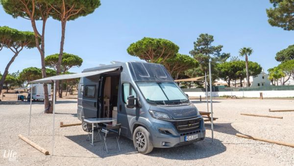 Unser Portugal Camper Wohnmobil