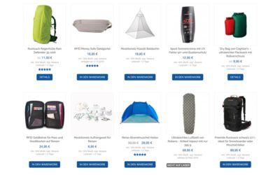 Drybags und mehr Weltreise Ausrüstung im Life to go Weltreise Shop