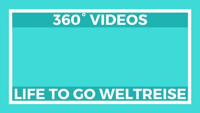 360 Grad Videos - Virtual Reality